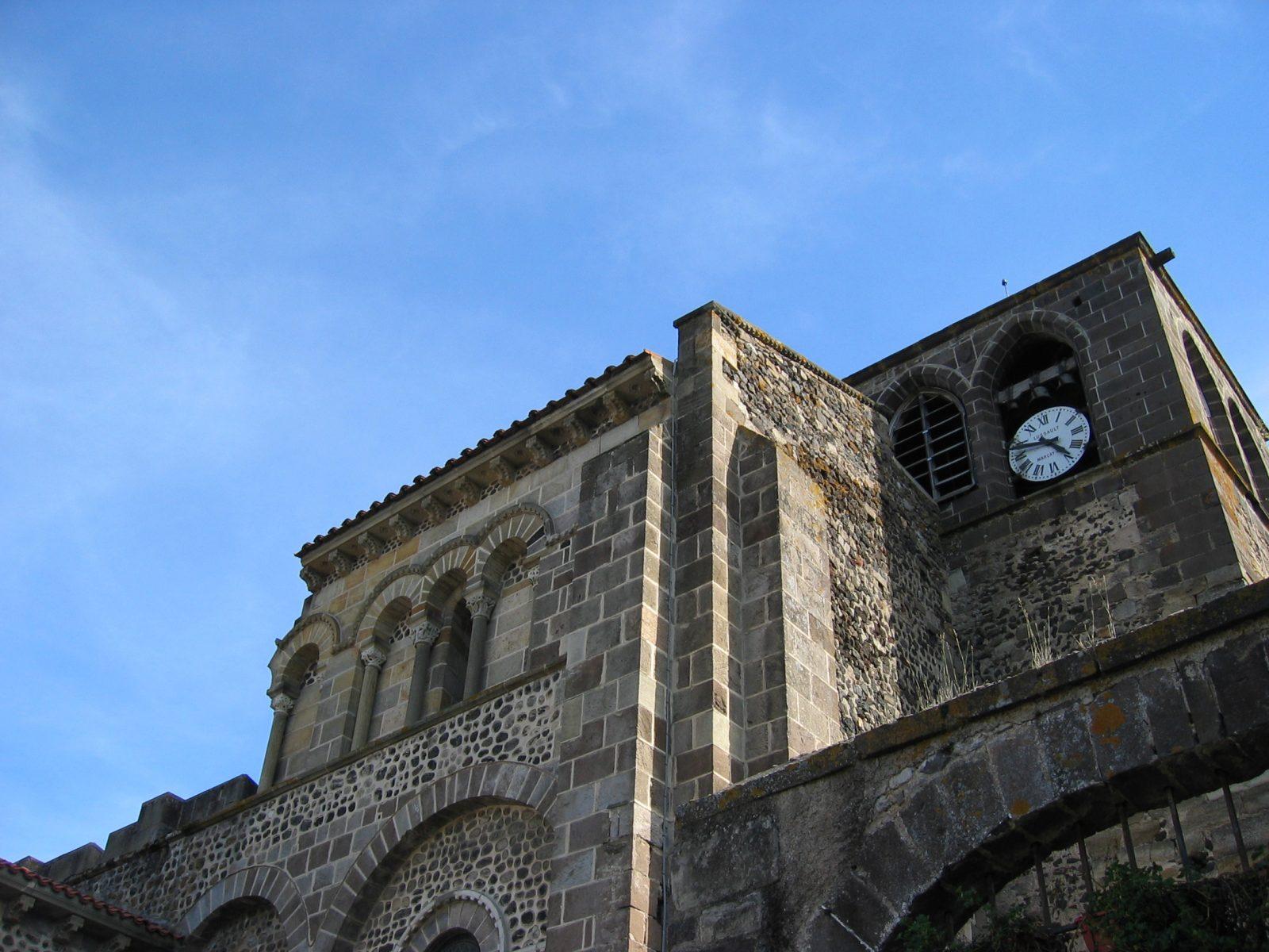 Abbatiale St-Pierre Mozac
