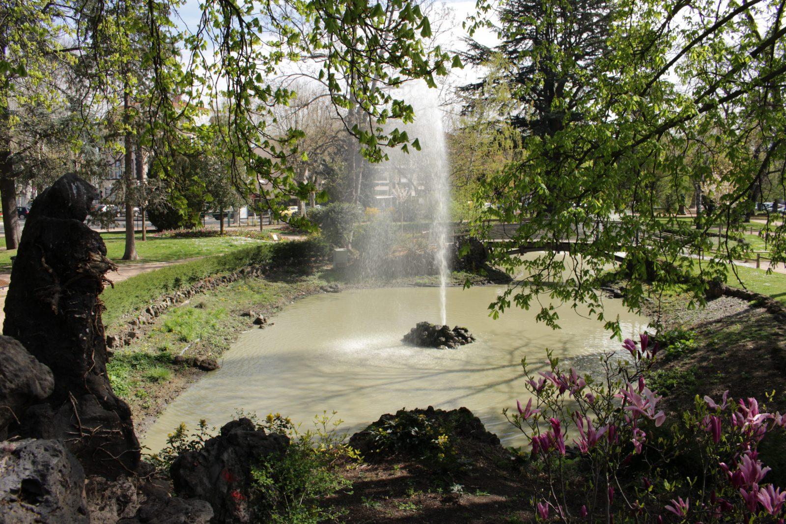 Parcs & Jardins – Square Virlogeux – Riom