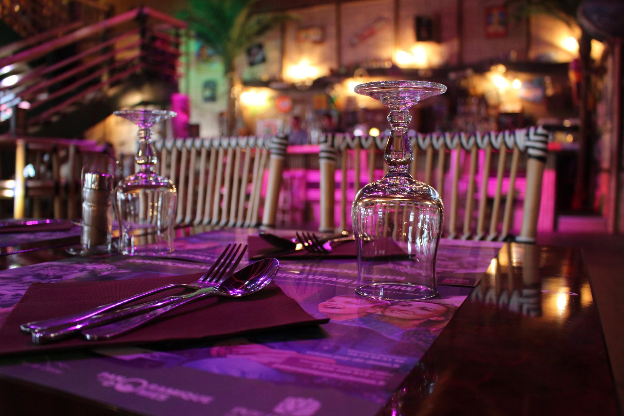 Restaurant Pu Pu Platter's – Mozac