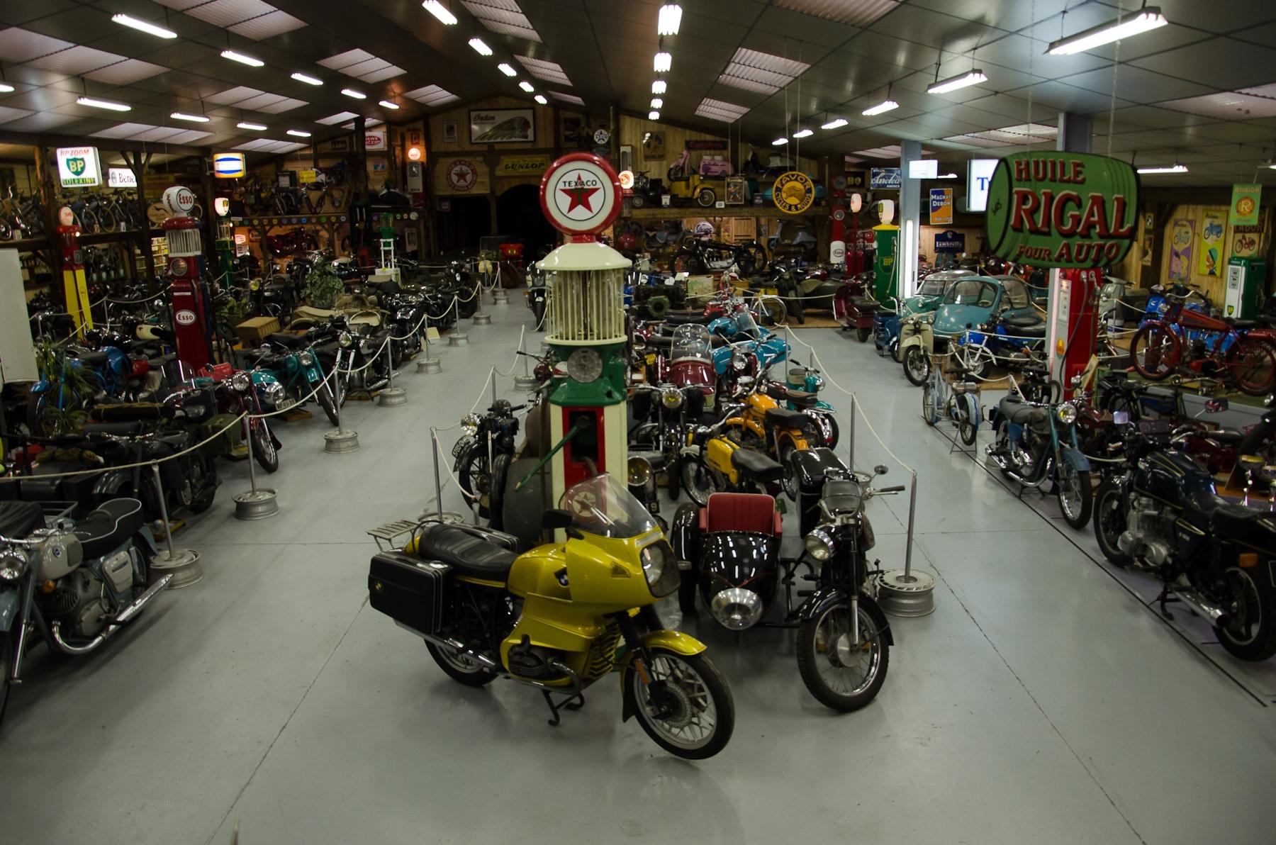 Musée de la Moto – Riom