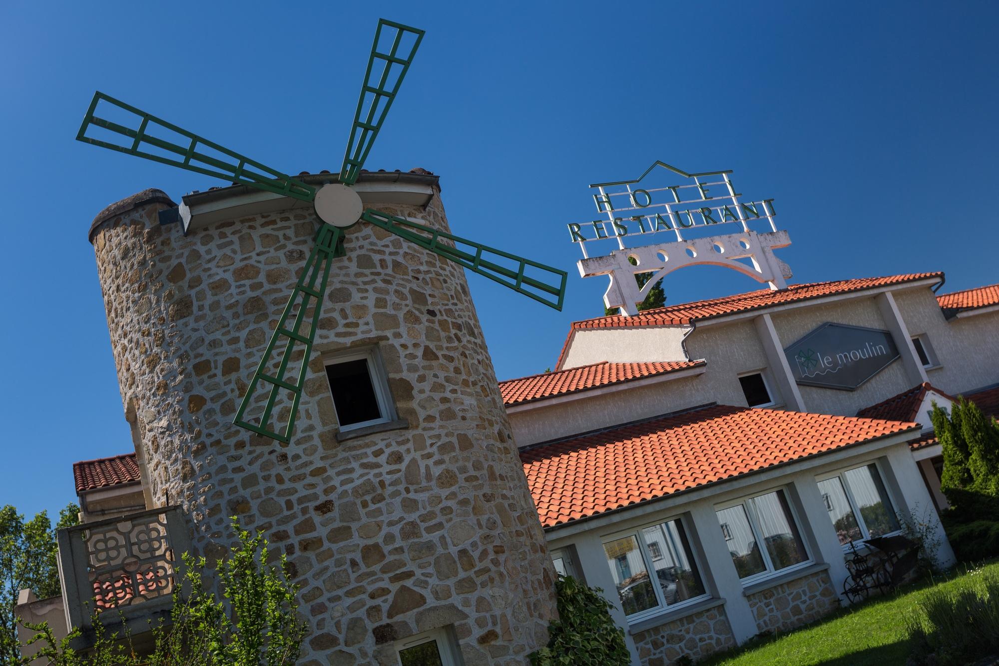 Hôtel Riom-Volvic Le Moulin des Gardelles