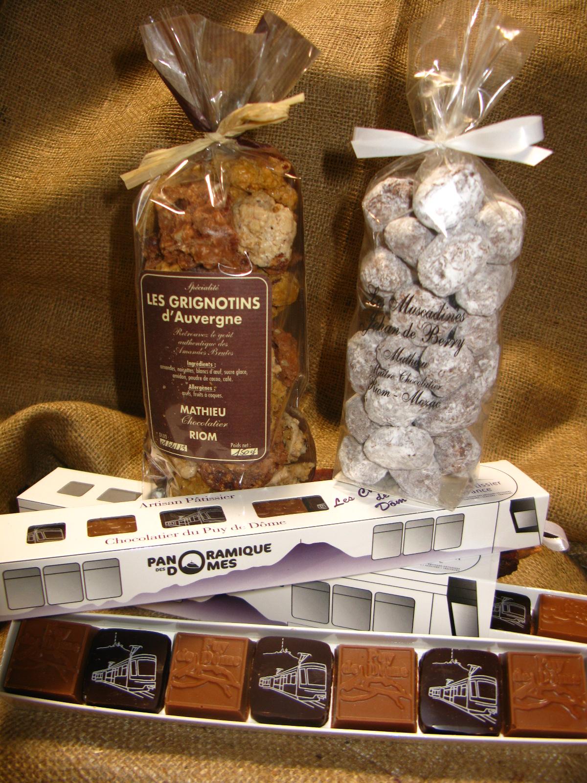 Pâtisserie chocolaterie mathieu – Riom