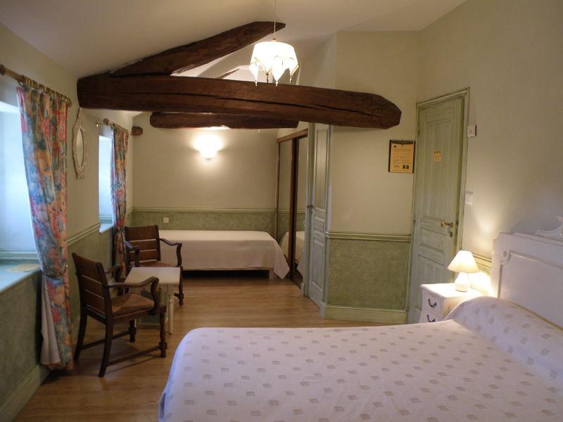Chambres d'hôtes – Les Trèfles – Saint-Ignat
