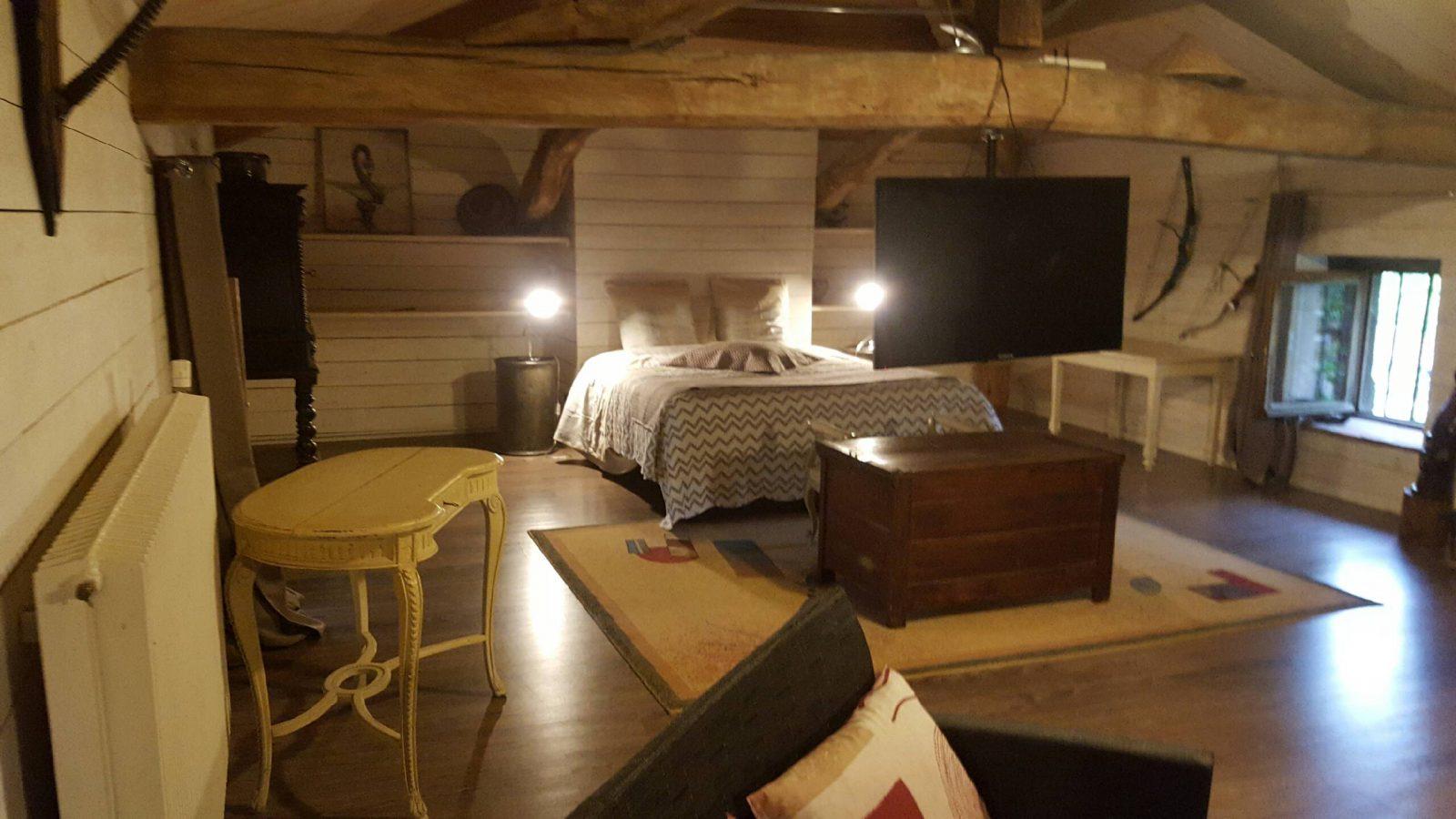 Chambres d'hôtes – Domaine de Champ Roche