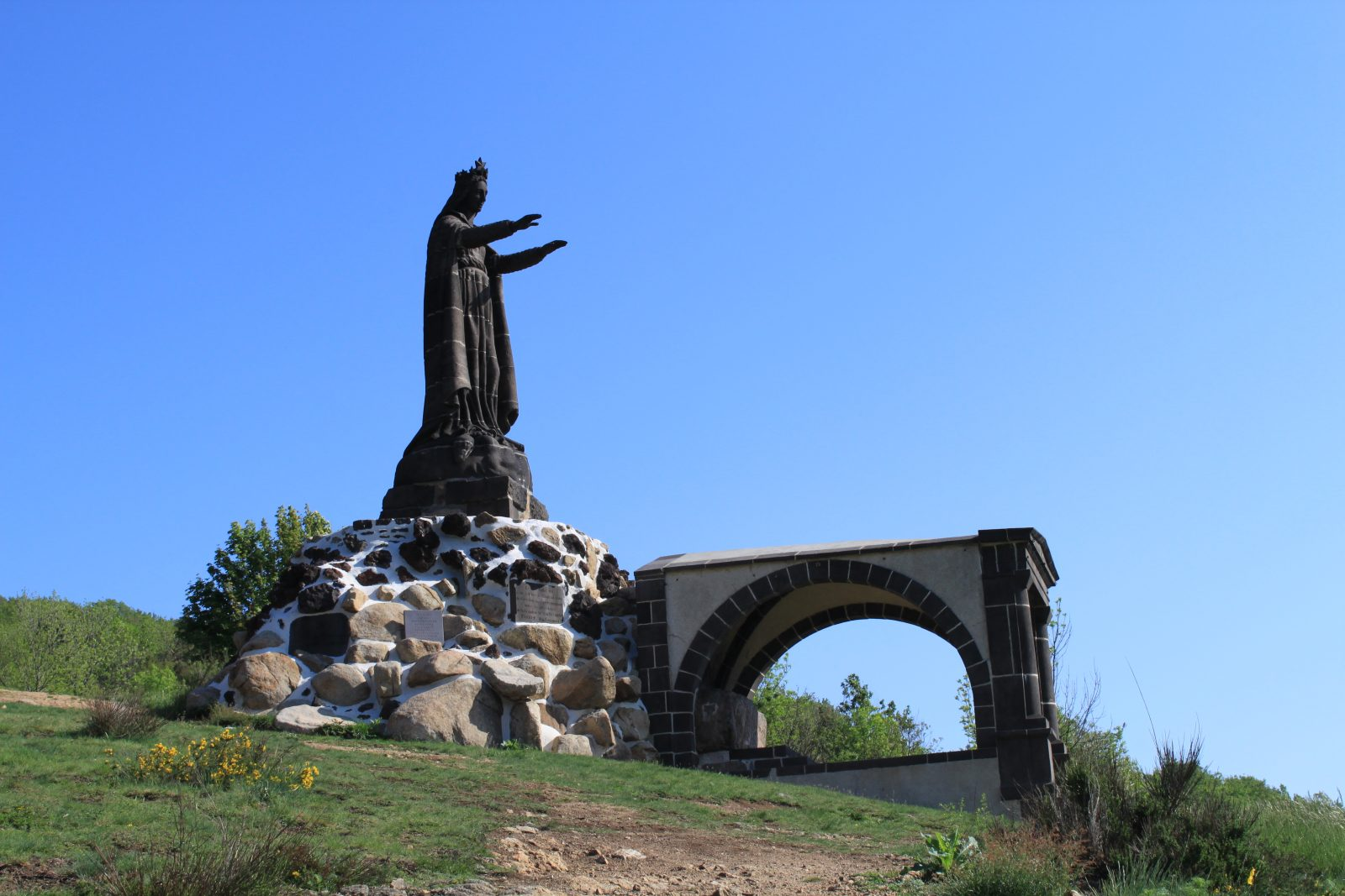 Statue Notre Dame de la Garde