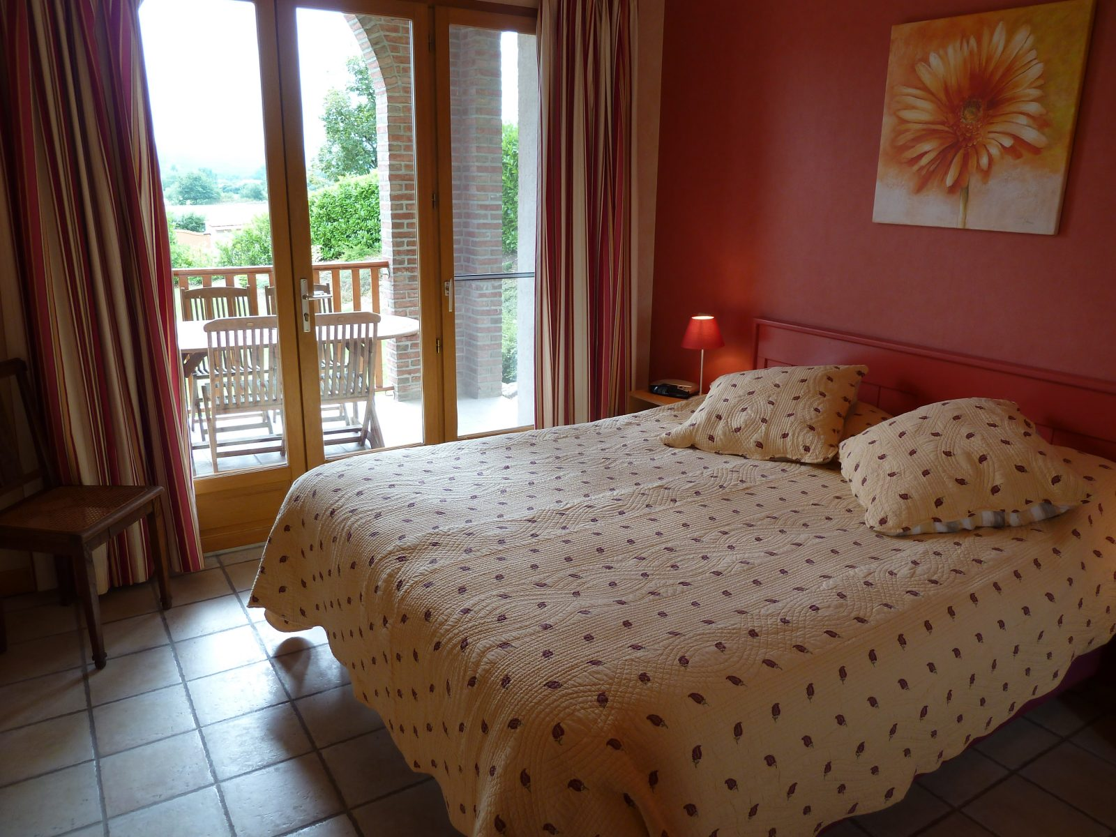 Gîte de Maulmont – Saint-Priest-Bramefant