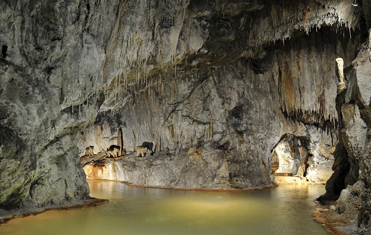 Fontaines Pétrifiantes de Saint-Nectaire