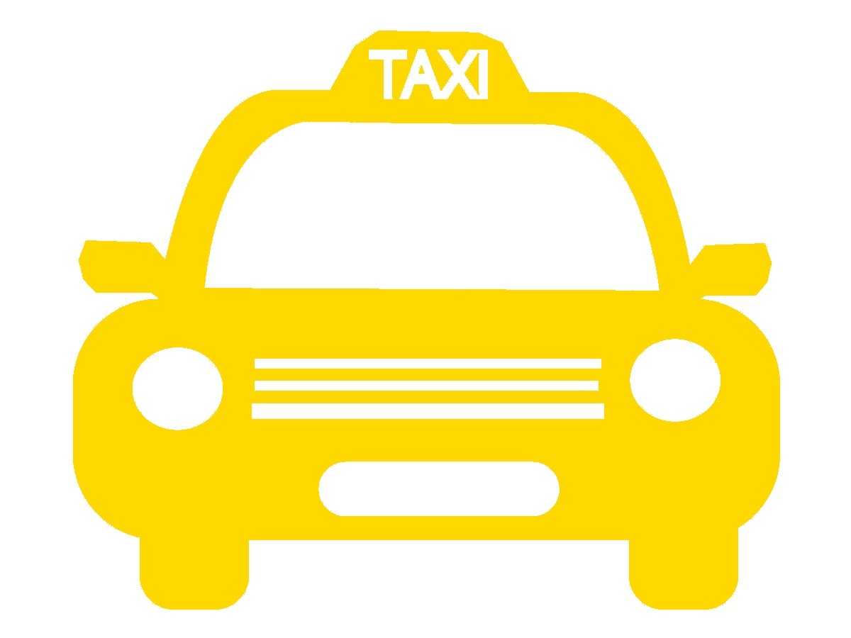 Illustration taxi