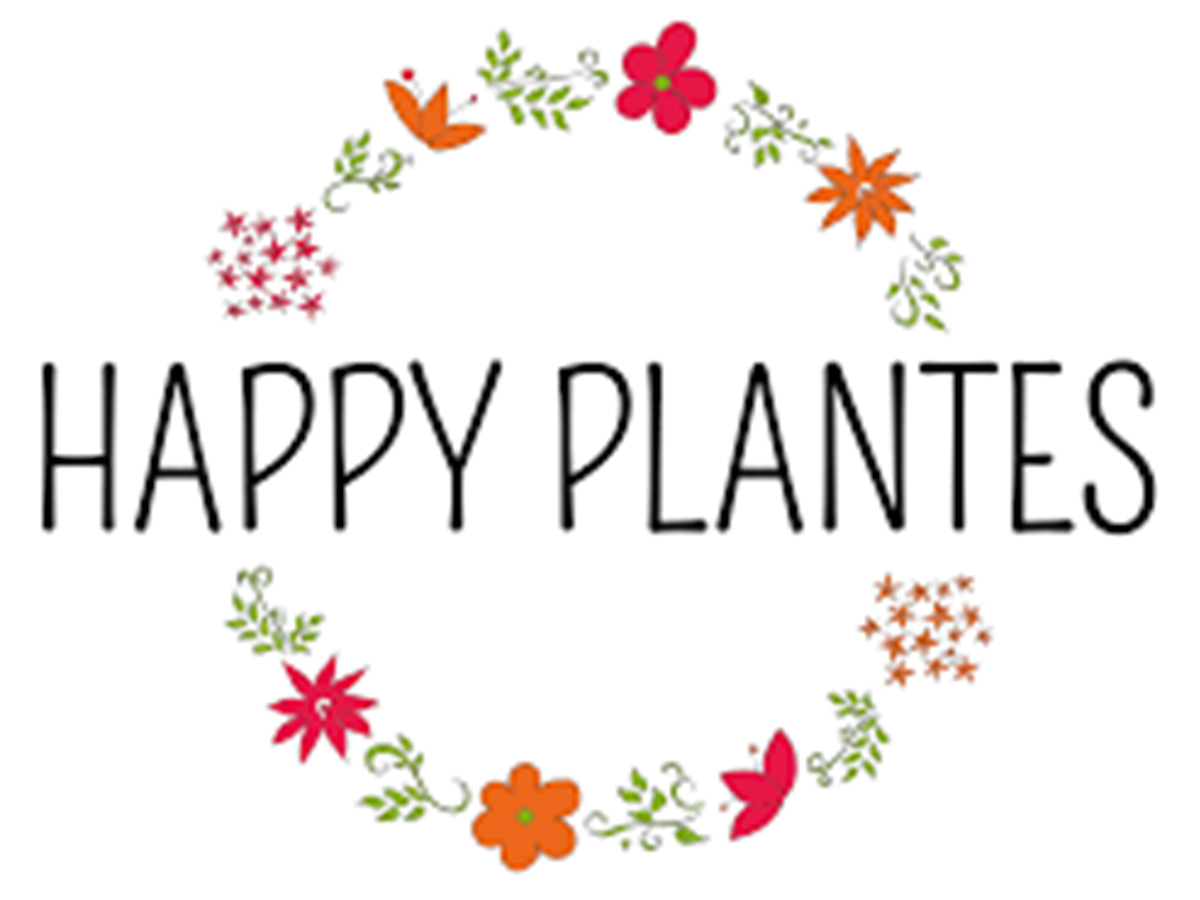 Logo Happy Plantes