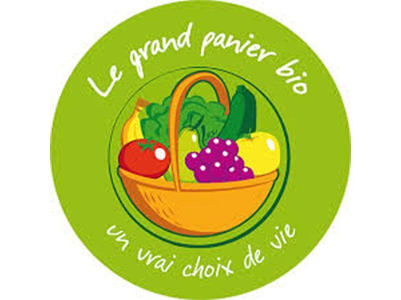 Logo Le Grand Panier Bio