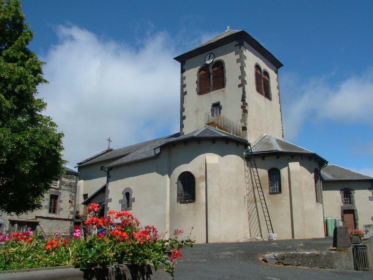 Église de Charbonnières-les-Varennes