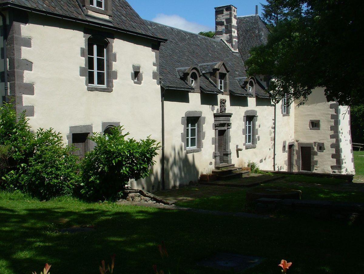 Manoir de Veygoux à Charbonnières-les-Varennes