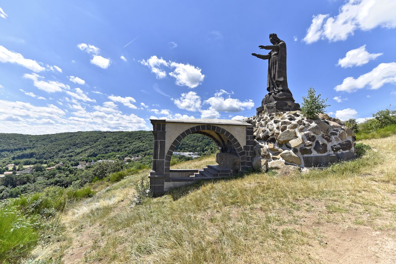 Notre-Dame de la Garde à Volvic