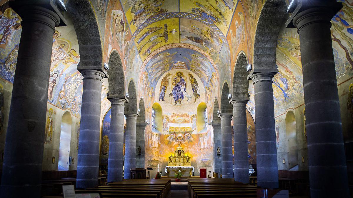 Église Sainte-Anne à Châtel-Guyon