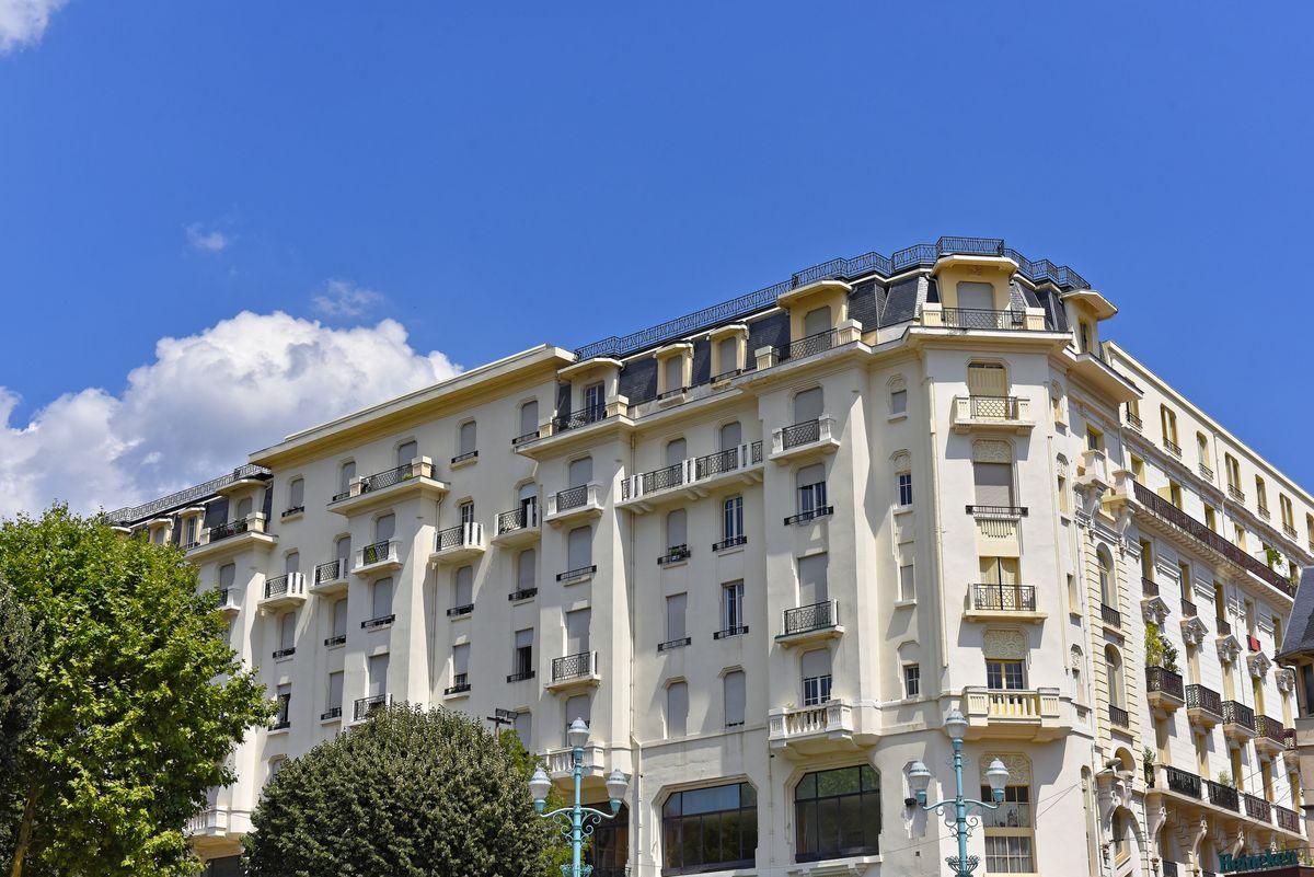 Le Grand Hôtel à Châtel-Guyon