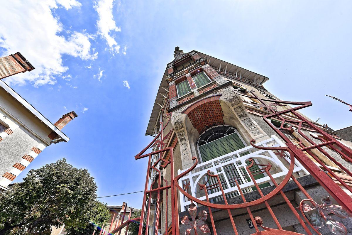Villa les Jeannettes à Châtel-Guyon