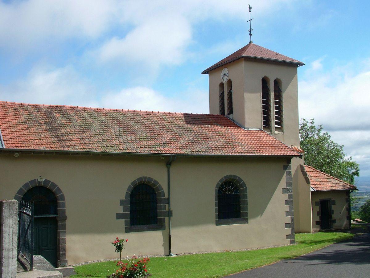 Paroisse Sainte-Anne de Montjuzet à Chanat-la-Mouteyre