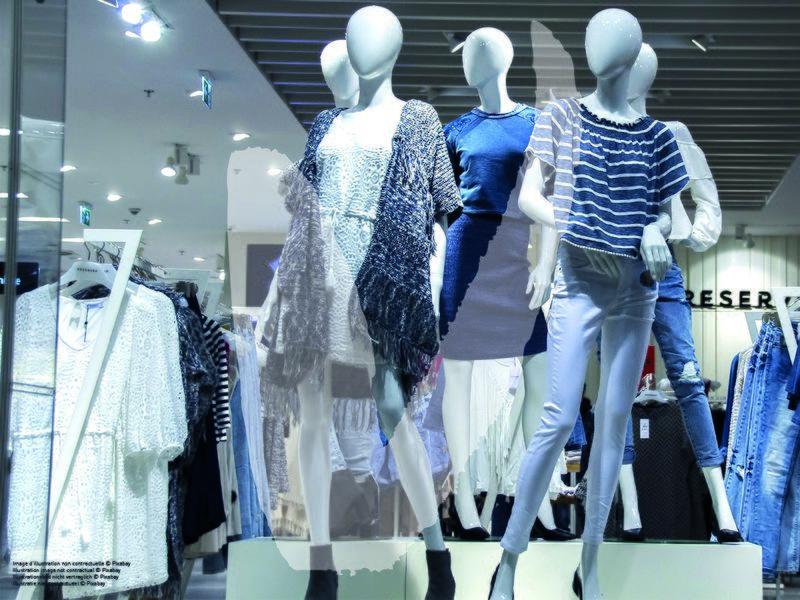Magasin vêtements