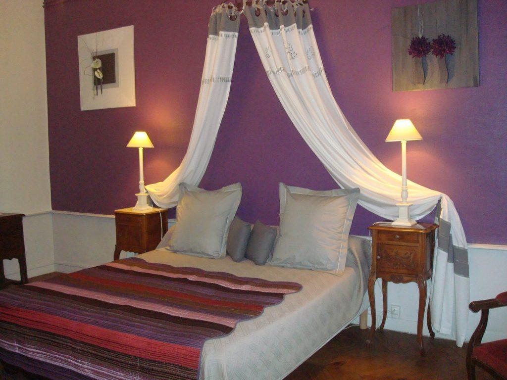 Chambres d'hôtes – Domaine de Bourrassol – Ménétrol