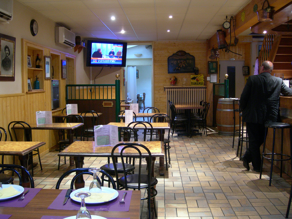 restaurant le Stand – Riom