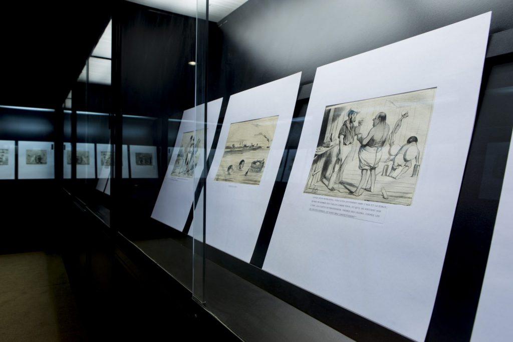 J'ai testé pour vous : l'Exposition Daumier à Volvic