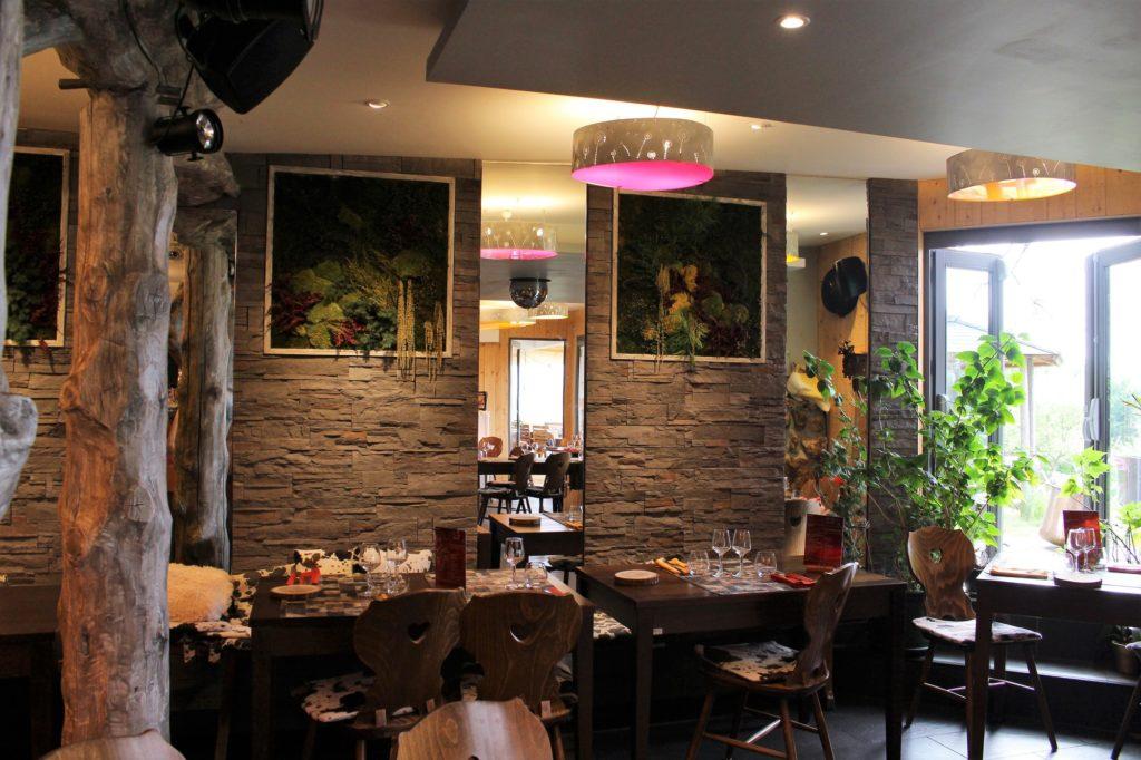 Restaurant – Auberge la Croix de Fer – Riom