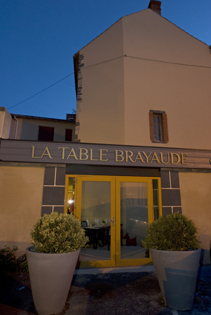 La Table Brayaude