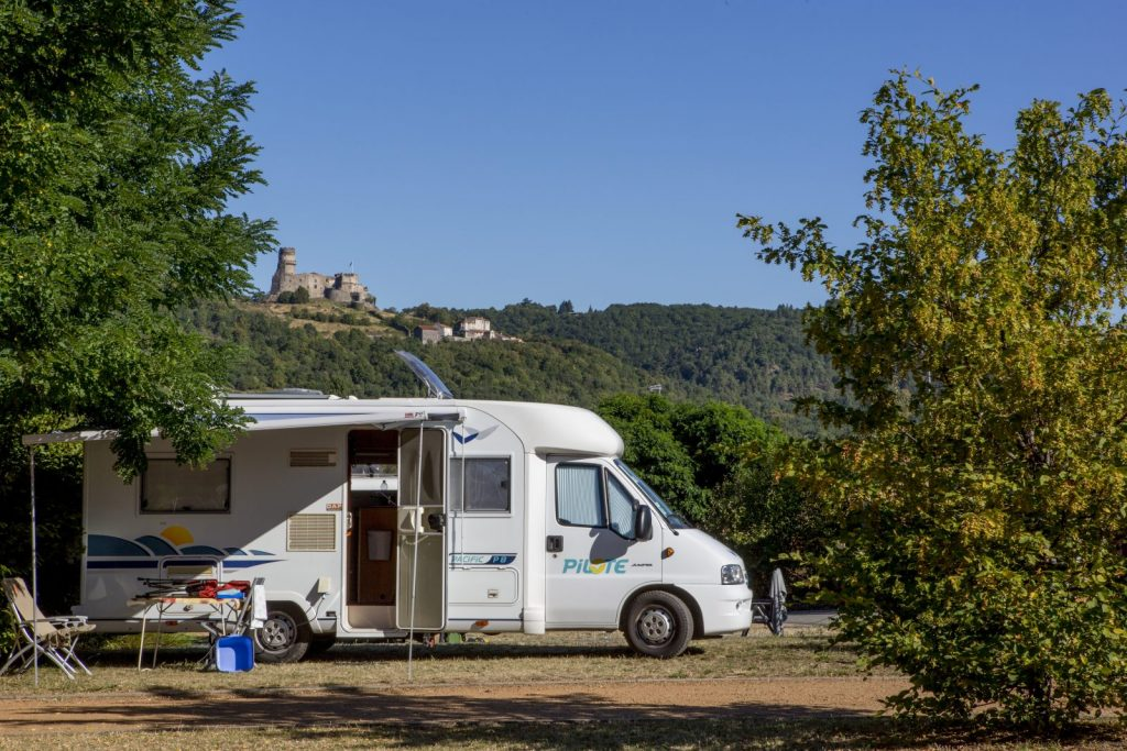 Camping Volvic