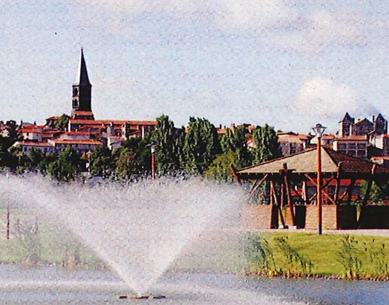 Courses d'orientation au Parc du Cerey à Riom