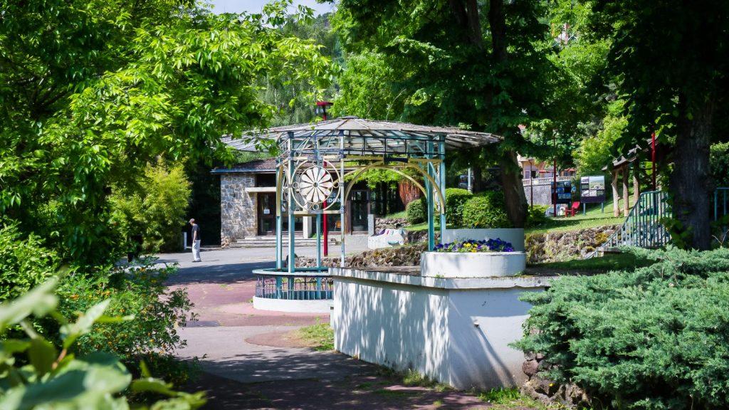 Parc thermal de Châtel-Guyon