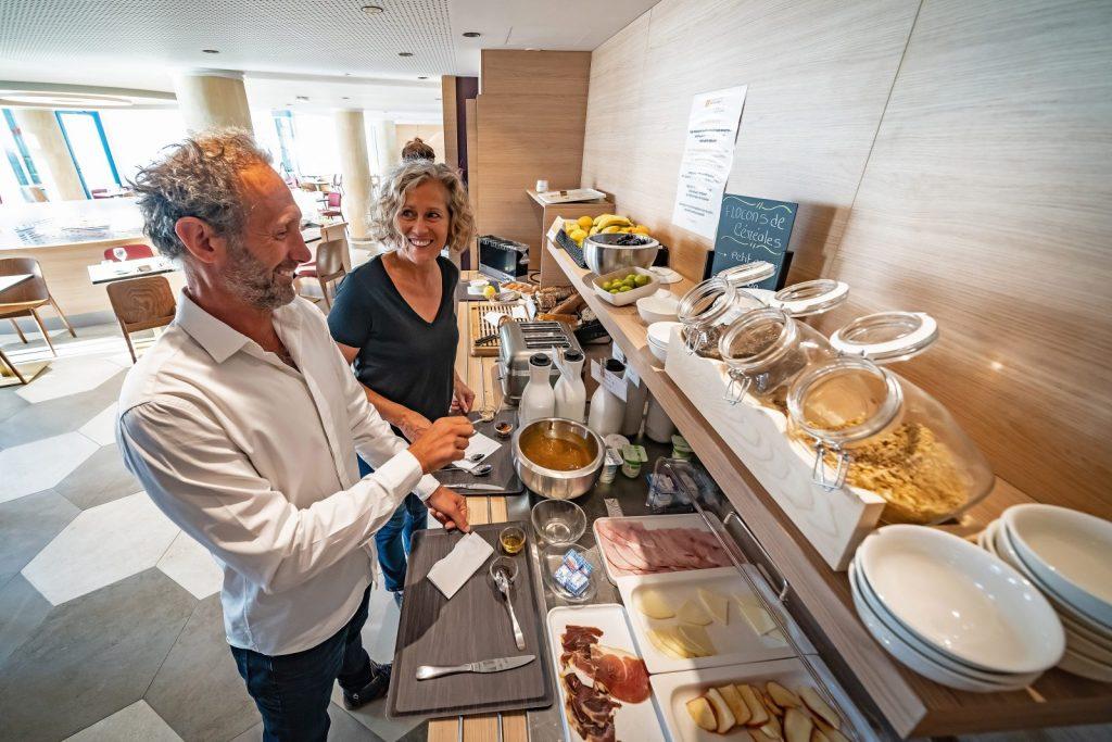 Restaurant nutri-gastronomique